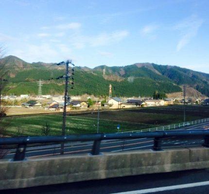 遠方引越し岐阜県の景色