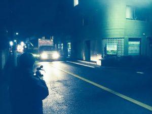 テレビ局カメラマン