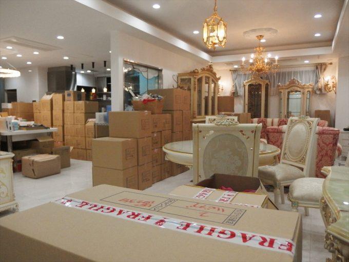 シリック家具