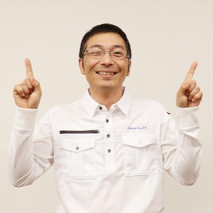 スタッフ:尾川(オガワ)