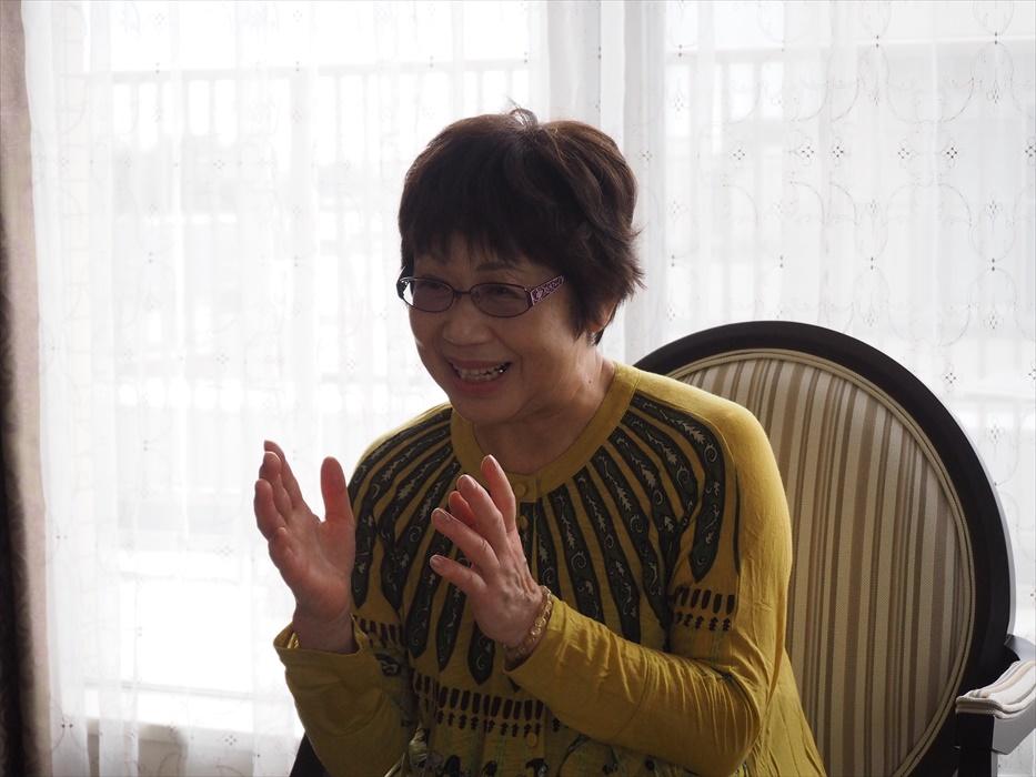 荷物お預かり便ご利用の熊坂様インタビュー.2