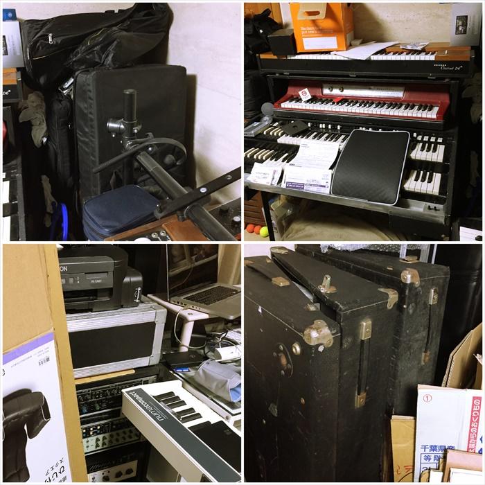プランナーが現地調査時に見た楽器の数々