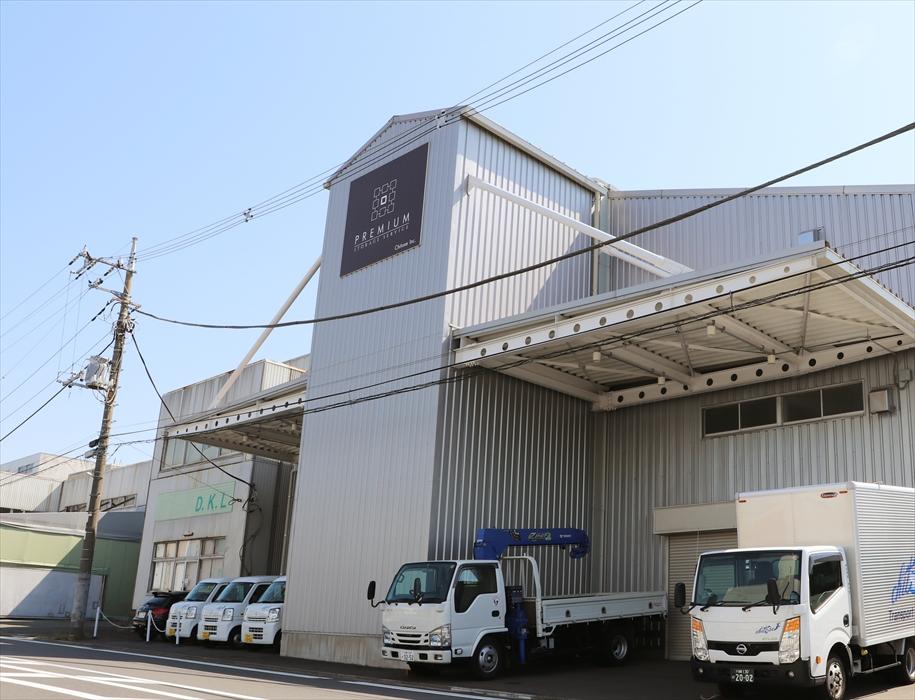 プレミアムストレージサービス横浜町田本社倉庫