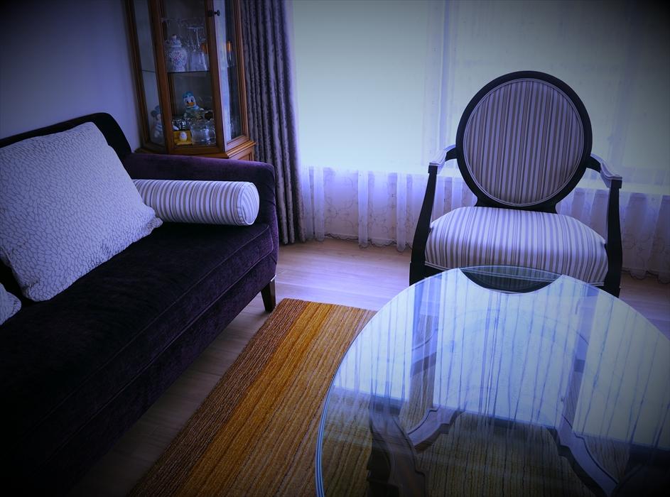 参考写真:お客様の部屋の写真