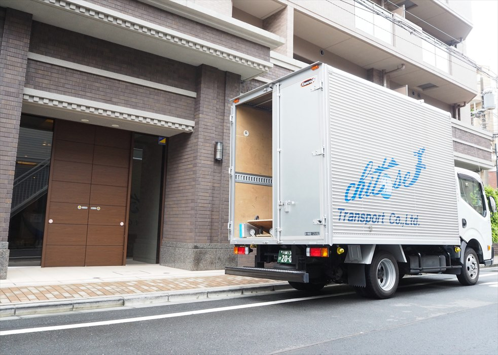 今回の事例で使用した自社メイントラック