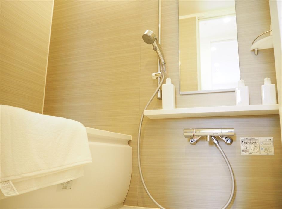ホームステージング完了後のお風呂