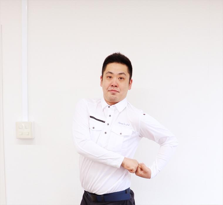 My Staff:松本(マツモト)