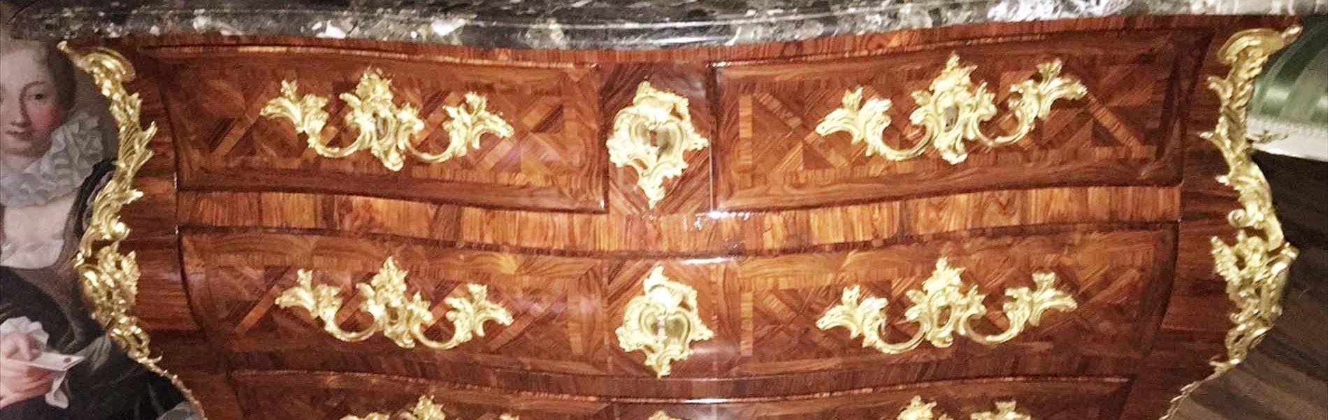 18世紀アンティーク家具