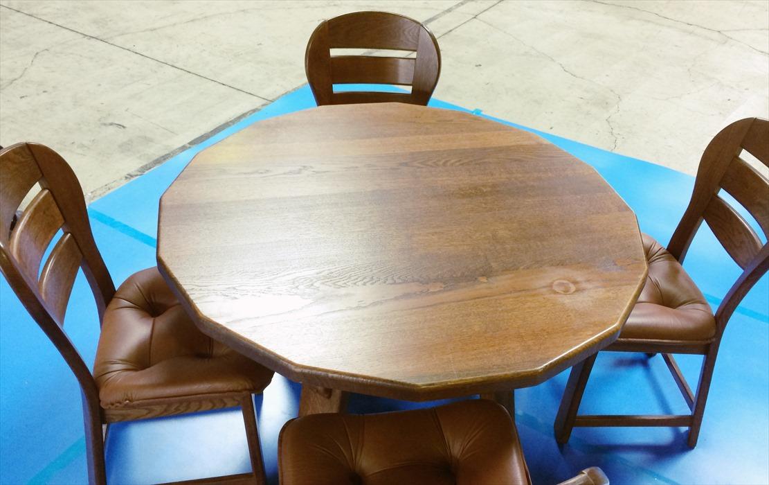 オランダダイニングテーブル