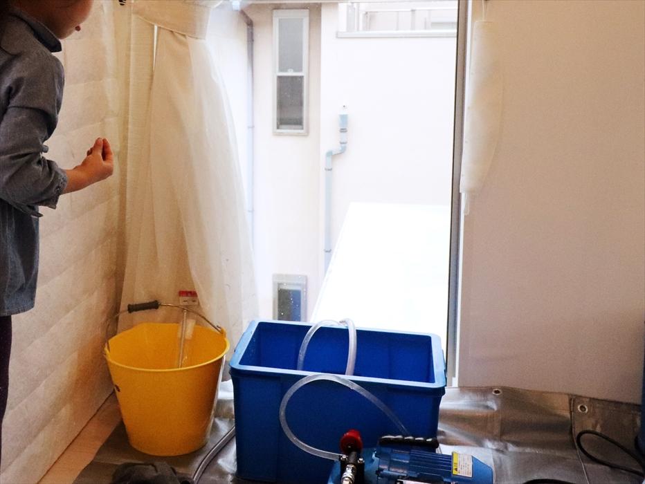 エアコンクリーニング汚れ.2