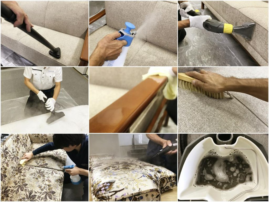 家具クリーニング