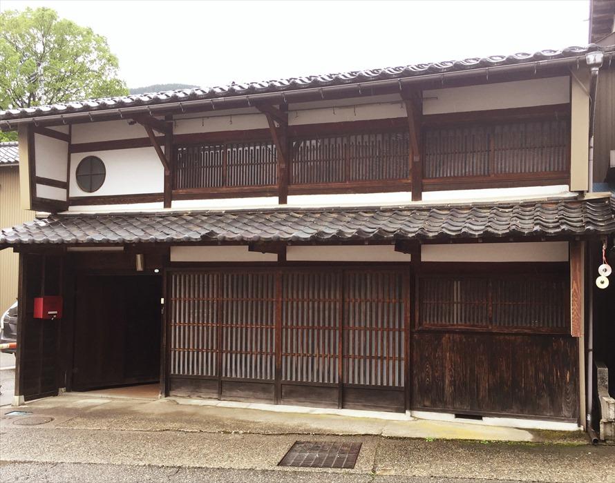 古民家(別荘)外観.2