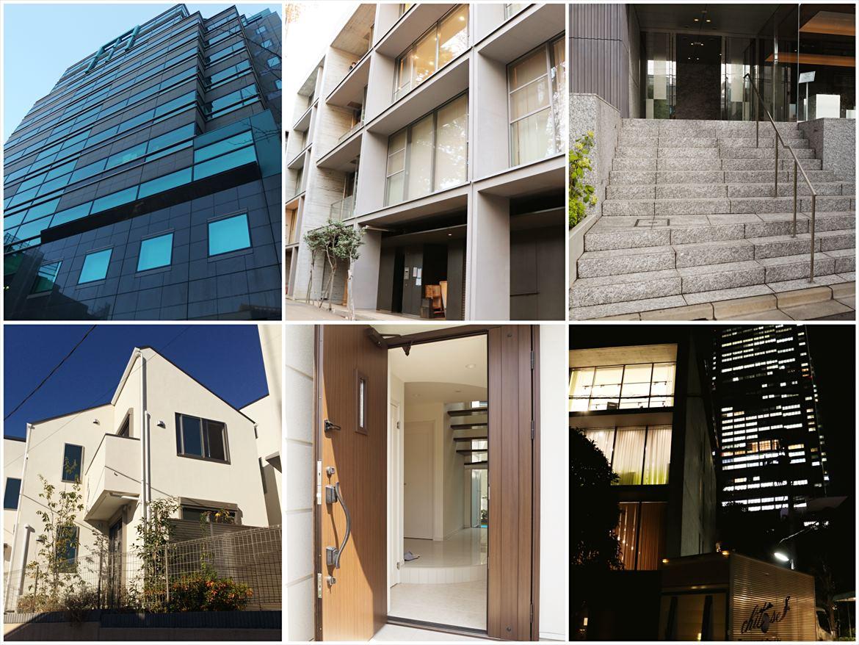 タワーオフィスビル、文化施設、こだわりのご新築物件