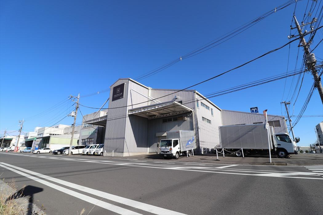 横浜本社倉庫