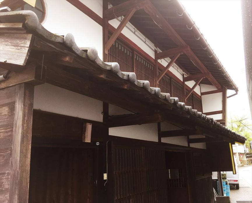 古民家(別荘)外観.1