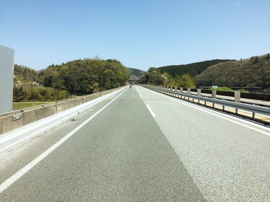 広島の道中高速道路