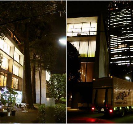 ミッドタウン近くの赤坂オフィス