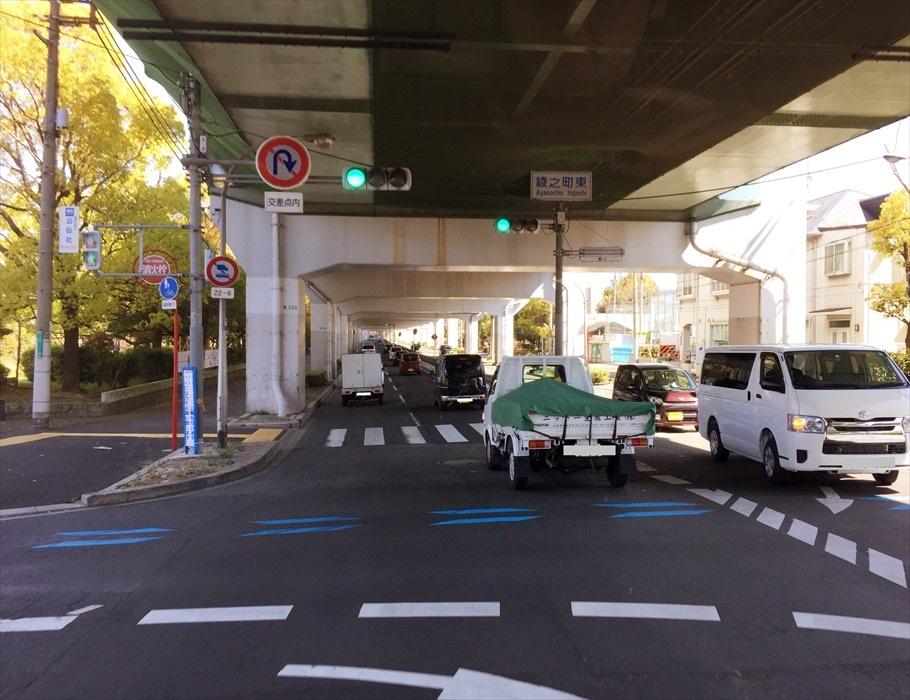 大阪の街中