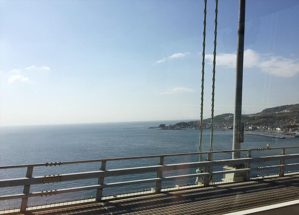 四国に渡る橋