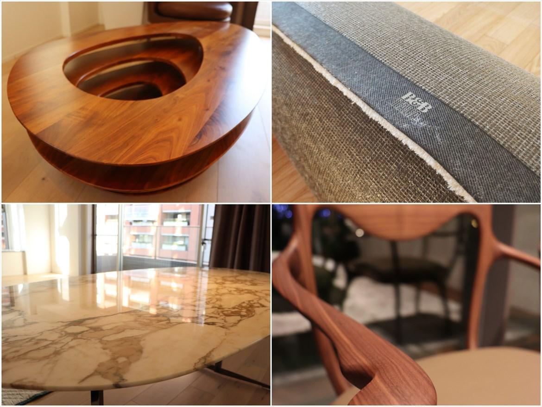 イタリア製ブランド家具