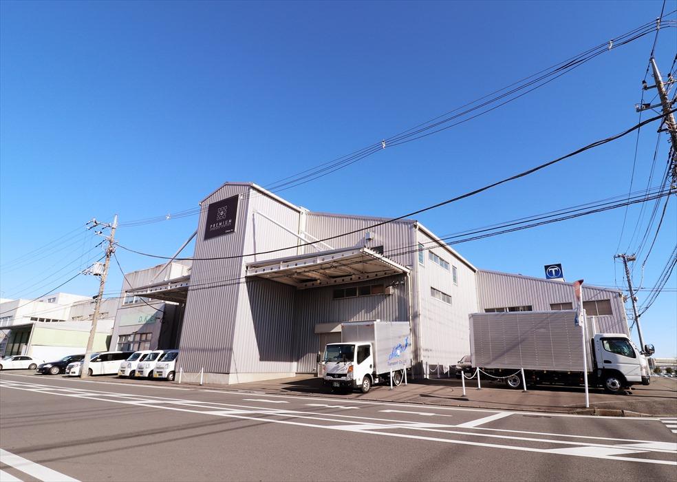 プレミアムストレージサービス神奈川本社保管倉庫