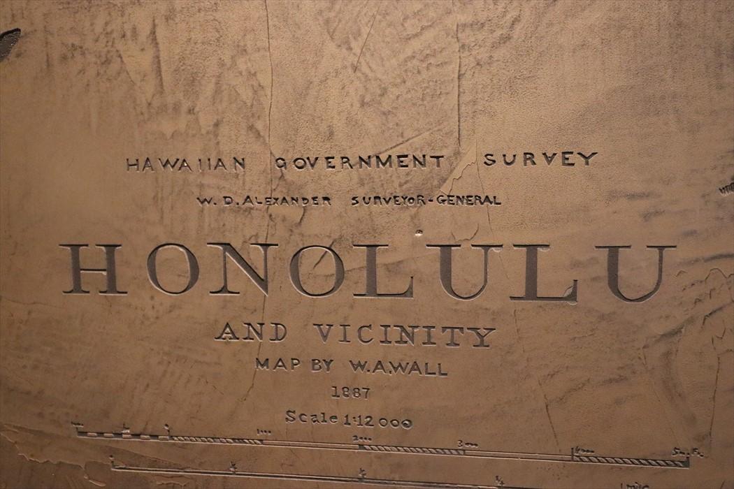 ハワイホノルルマップ