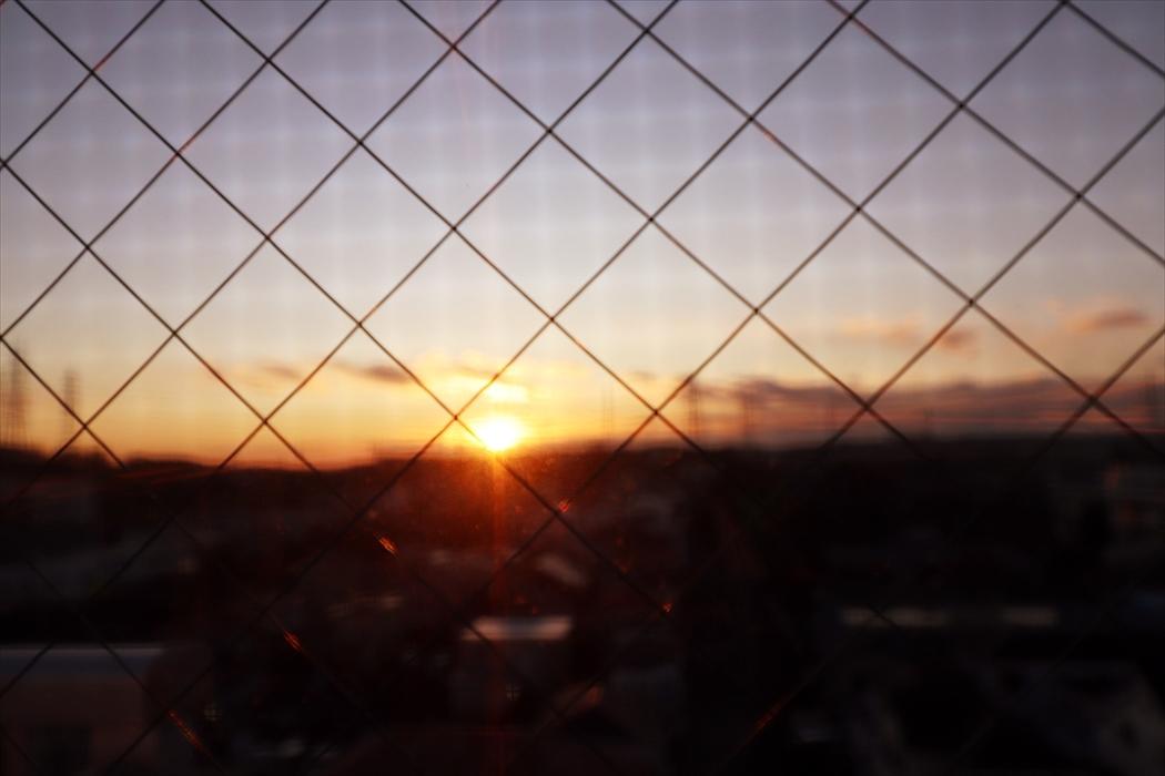 日没の部屋