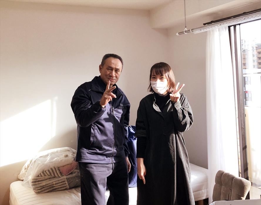 お引越しサービスご利用のお客様記念撮影.2