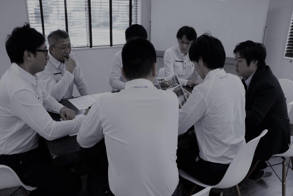 打ち合わせシーン.1
