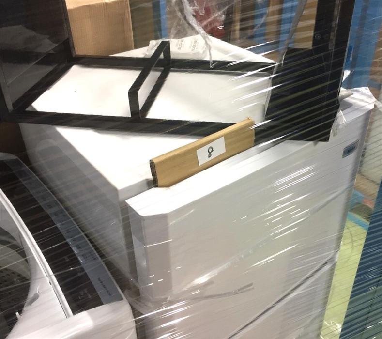 冷凍庫開けた冷蔵庫