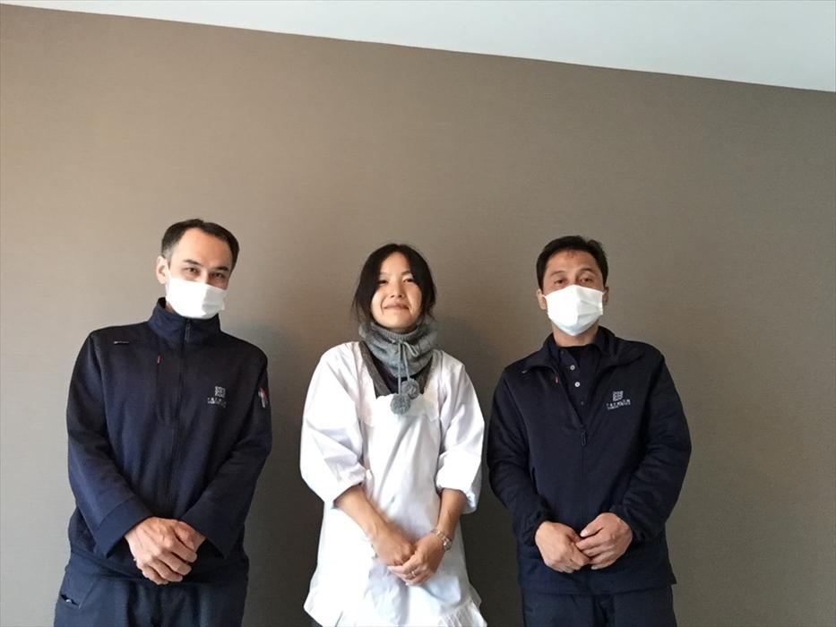 引越保管~クリーニング家具レンタルまで!ご利用のお客様記念写真.1