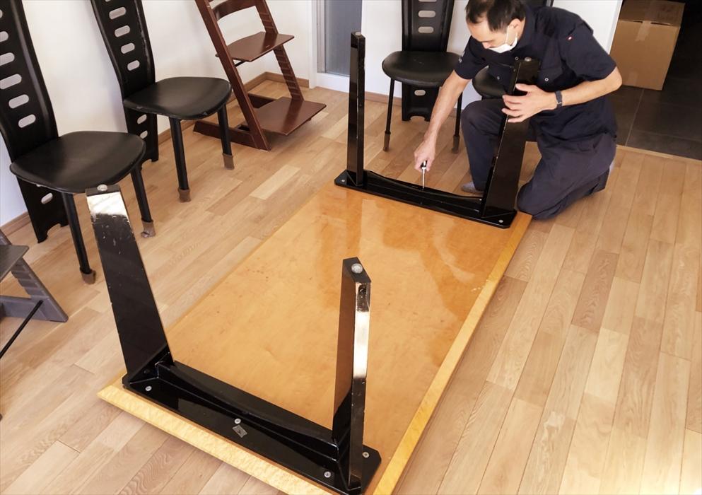 家具の組立.1
