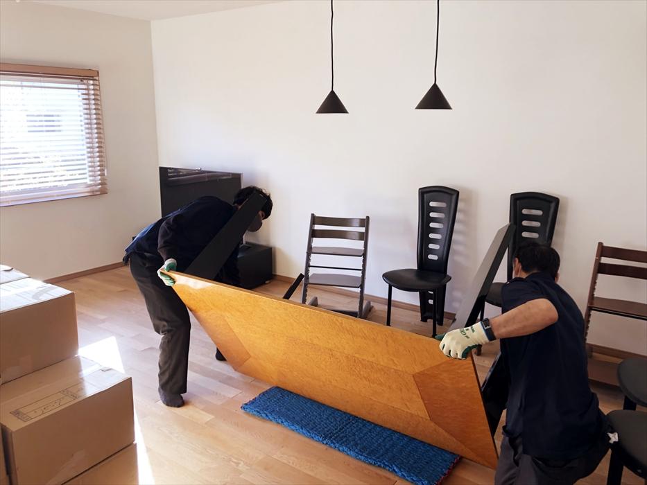 家具の組立.2
