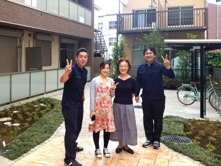 荷物お預かり便(引越(運搬)保管)のお客様記念撮影.15