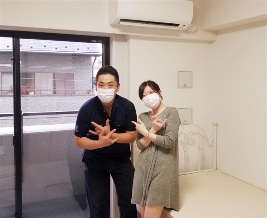 荷物お預かり便(引越(運搬)保管)のお客様記念撮影.20