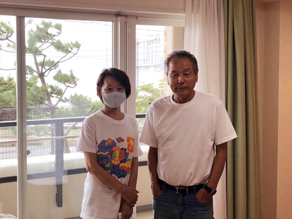 荷物お預かり便(引越(運搬)保管)のお客様記念撮影.23