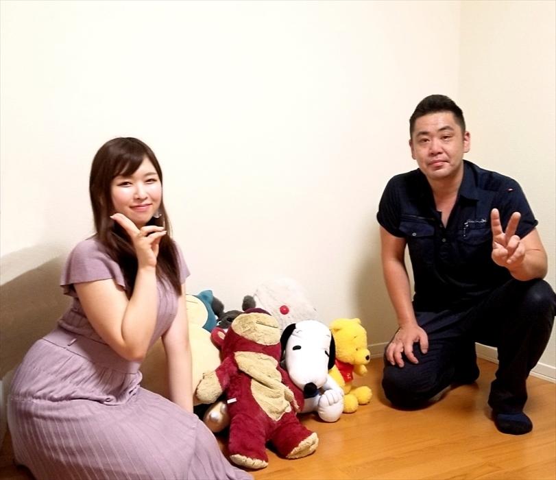 荷物お預かり便(引越(運搬)保管)のお客様記念撮影.30
