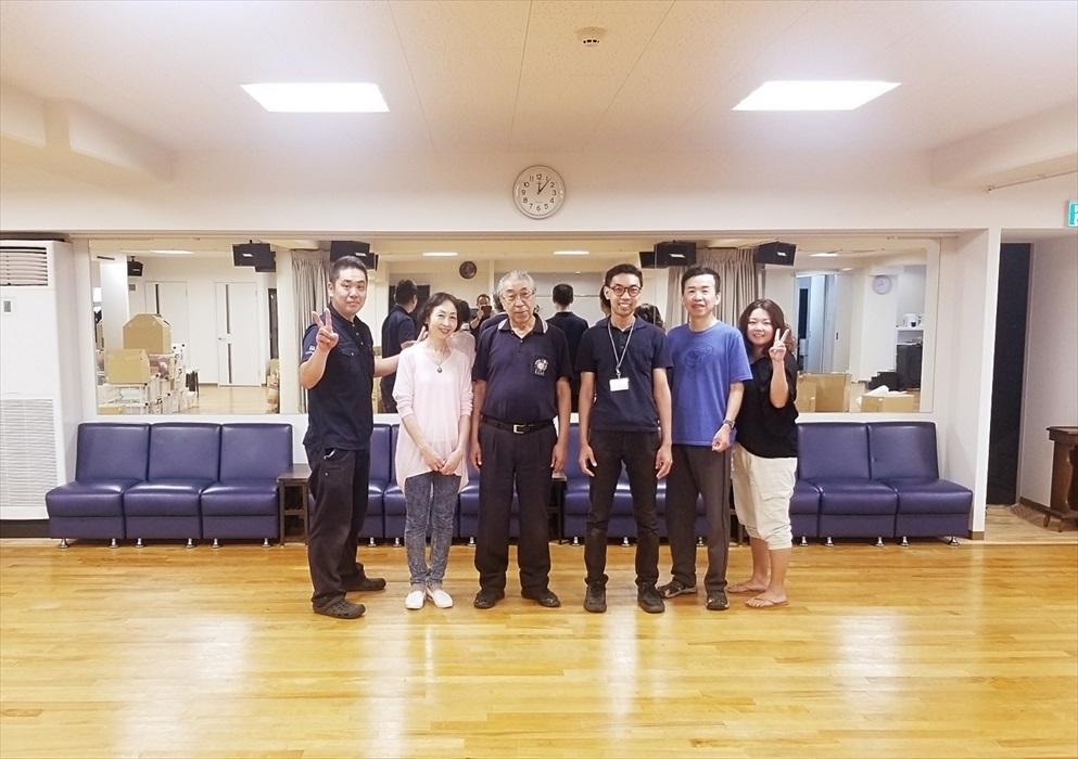 荷物お預かり便(引越(運搬)保管)のお客様記念撮影.31