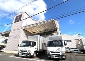 プレミアムストレージサービス横浜本社倉庫