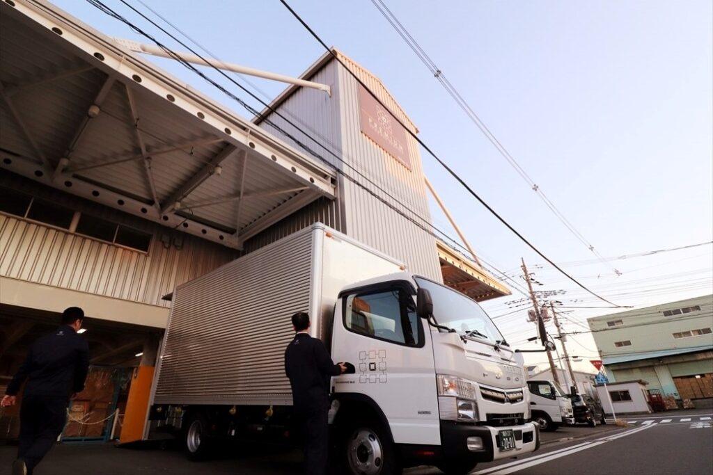 プレミアムストレージサービス横浜倉庫